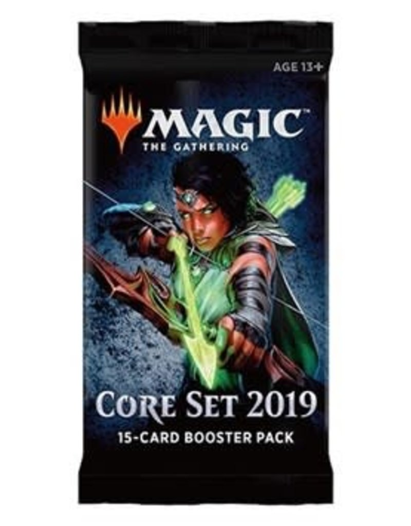 Magic the Gathering MTG Core 2019 Booster Pack