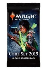 Magic the Gathering MTG Core 2019 German Booster Pack