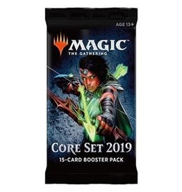 Magic the Gathering MTG Core 2019 Japanese Booster Pack