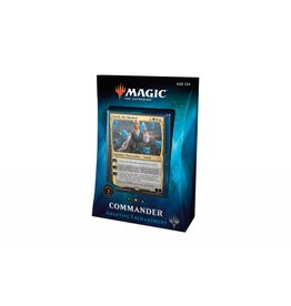 Magic the Gathering Commander 2018 Adaptive Enchantment
