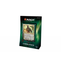 Magic the Gathering Commander 2018 Nature's Vengeance