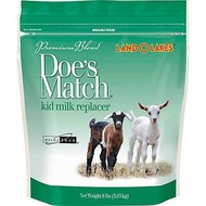 Land O'Lakes Animal Milk Products Co. Doe's Match Kid Milk Replacer