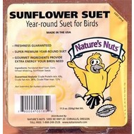 Nature's Nuts Nature's Nuts Suet Cakes for Birds