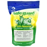Intervet Inc. Safeguard 0.5% Dewormer Pellets 1lb Bag