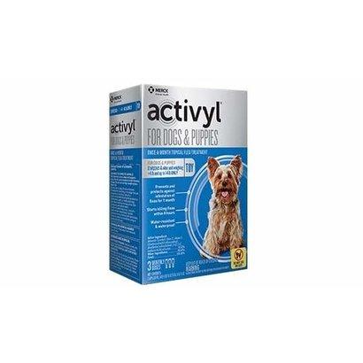 Merck Animal Health Activyl For Dogs & Puppies
