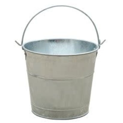 Miller Manufacturing Little Giant Galvanized Pail 3 Pint