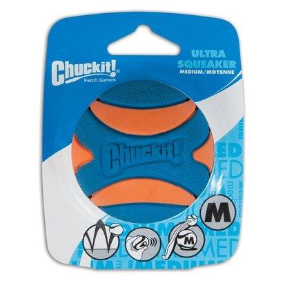 Chuckit! Medium Ball Ultra Squeaker Single