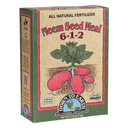 Down to Earth Down to Earth Neem Seed Meal