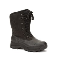 Muck Boot Co Men's Arctic Outpost Lace Mid-Calf Black Muck Boots