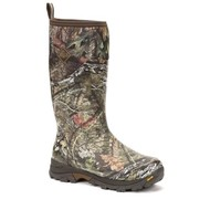 Muck Boot Co Men's Woody Arctic Ice Tall, Mossy Oak Camo Muck Boots