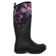 Muck Boot Co Women's Arctic Sport II Tall Black & Purple/Pink Camo Muck Boots