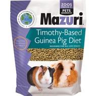 Purina Mills, LLC Mazuri Guinea Pig Diet 5 lbs.
