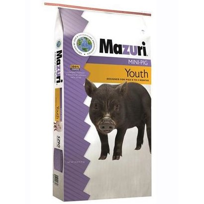 PMI Nutrition Int. Mazuri Youth Mini Pig