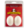 Ceramic Chicken Eggs