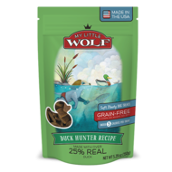 Waggers Pet Products, Inc. My Little Wolf Dog Treat
