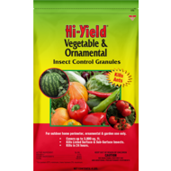 Hi-Yield Vegetable & Ornamental Insect Control Granules 4 lbs.