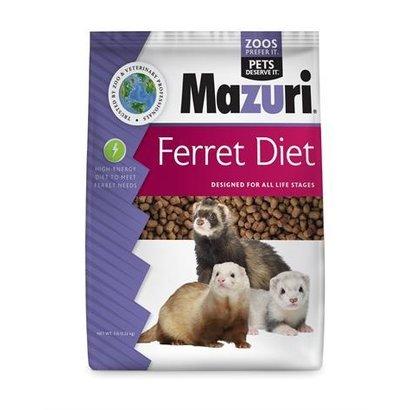 Mazuri Ferret Diet