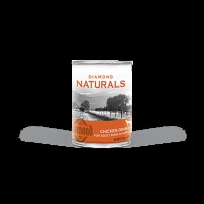 Diamond Pet Foods, Inc. Diamond Naturals Chicken Canned Dog Food