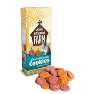 Tiny Friends Farm Chinchilla Carrot & Raisin Cookies Treats