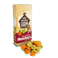 Tiny Friends Farm Rabbit Carrot & Pea Munchers Treats