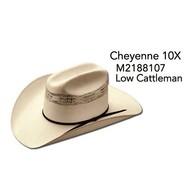 Master Hatters of Texas MHT Cheyenne 10X Western Hat