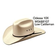 Master Hatters of Texas MHT Odessa 10X Western Hat