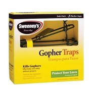 Senoret Chemical Co., Inc. Sweeney's Gopher Traps Twin Pk