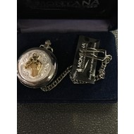 Montana Silversmiths Montana Silversmith Horse Head Pocket Watch