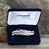 Montana Silversmiths Montana Silversmith Bound By Connections Two Tone Barrette