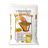 Bear Mountain Forest Products Golden Fire Wood Pellets