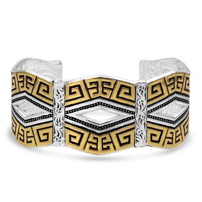 Montana Silversmiths Montana Silversmiths High Desert Allied Cuff Bracelet
