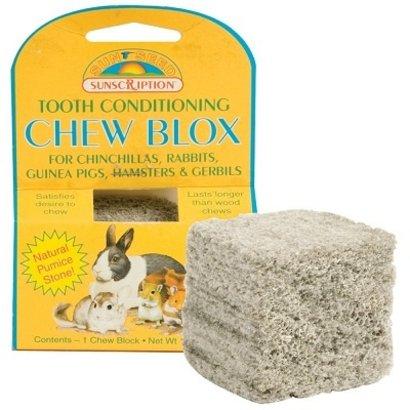 Chinchilla Chew Blox