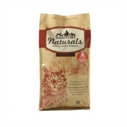 Country Vet Naturals Cat Grain Free 18#