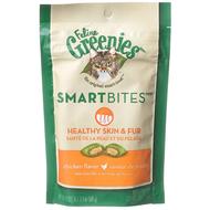 Feline Greenies SmartBites Healthy Skin & Fur 2.1 oz.