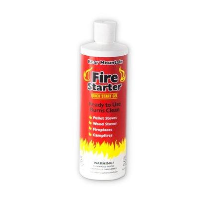 Bear Mountain Forest Products Golden Fire Starter Gel