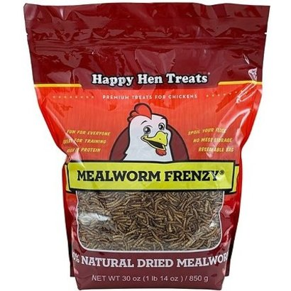 Happy Hen Treats Mealworm Frenzy 30 oz.