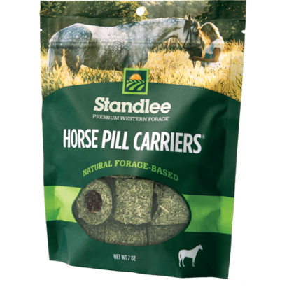 Standlee Horse Pill Carriers 7oz