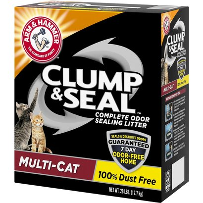 Arm & Hammer Clump & Seal Multi Cat Litter