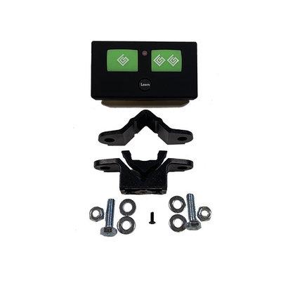 Ghost Controls AXR1 3 Button Weatherproof Transmitter