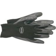 8436XL Blk Nitrile Coated Glove Nylon Knit Wr