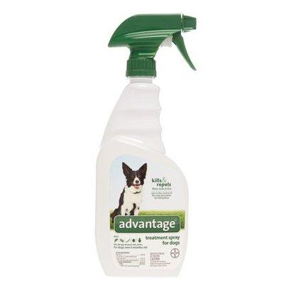 Advantage Flea & Tick Spray 24oz
