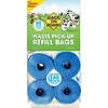 Bags On Board Waste Refill Bags Blue 60 Count
