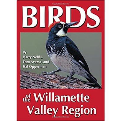 R W Morse Birds of the Willamette Valley Region