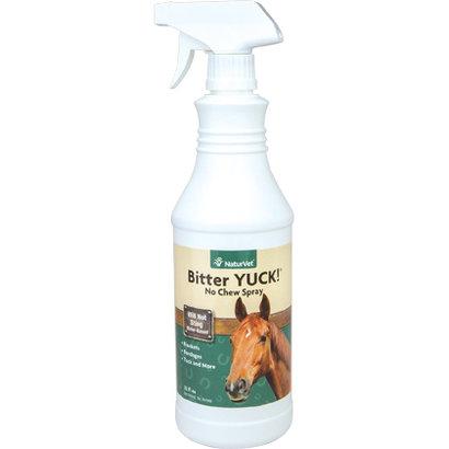 Bitter Yuck! No Chew Spray for Horses 32 oz