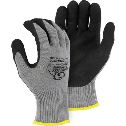 Cut-Less Watchdog Glove with Sandy Nitrile Palm