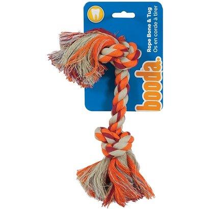 Booda Multi-Colored Rope Bone