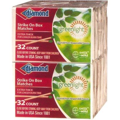 Diamond Strike On Box Matches 10 pk of 32/box