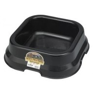 Miller Manufacturing Co. Inc. Duraflex 10 qt Plastic Feed Pan