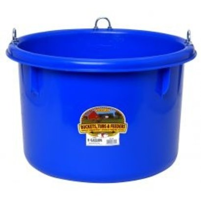 Miller Manufacturing Co. Duraflex 8 Gal Feeder w/Rings