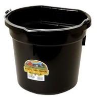 Miller Manufacturing Co. Duraflex Flatback Bucket P20FB